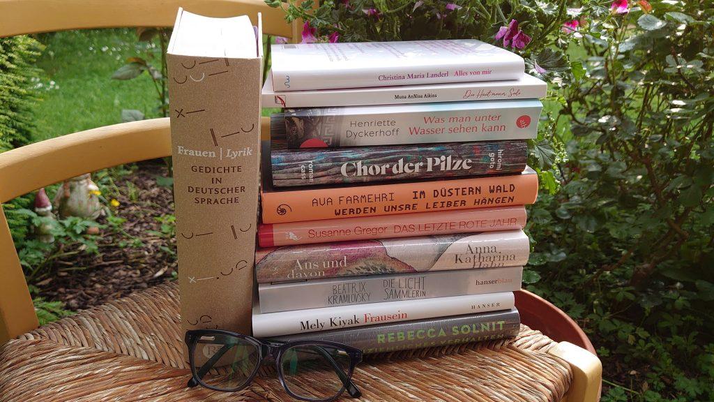 Titelliste Literaturpreis Christine